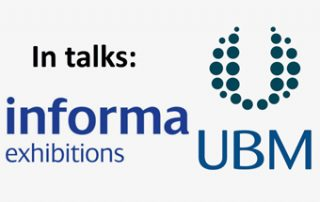 informa and ubm talk merger