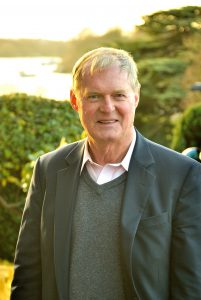 Events Investment Club member Håkan Gershagen, pictured outside the Petersham Hotel, Richmond