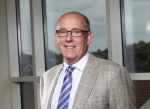 Mike Rusbridge, co-founder of the newly-formed Events Investment Club