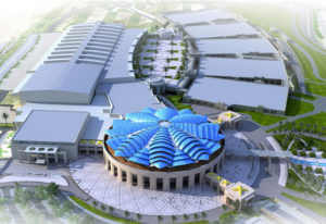 New Exhibition venue - The Oman Convention & Exhibition Centre (OCEC)