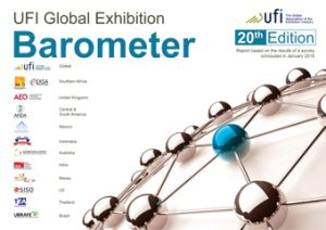 Global Barometer of the Exhibition Industry: Stable Growth