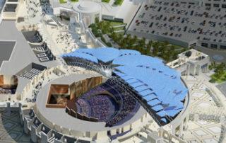 New Exhibition venue - The Oman Convention & Exhibition Centre (OCEC)